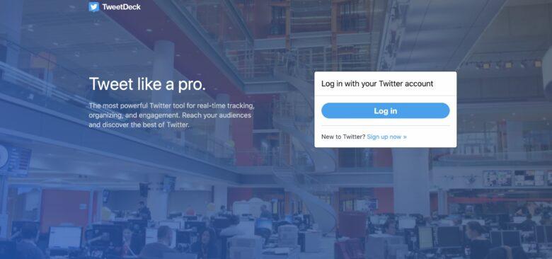 TweetDeck(ツイートデック)の料金·評判·機能について。予約投稿で運用管理を効率化できる?